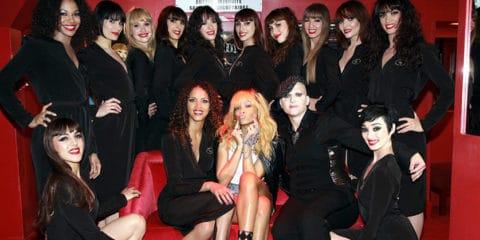 Le Crazy Horse Cabaret