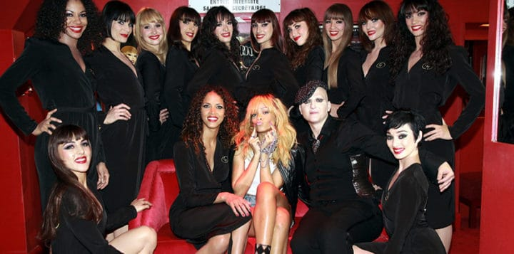 Cabaret Le Crazy Horse