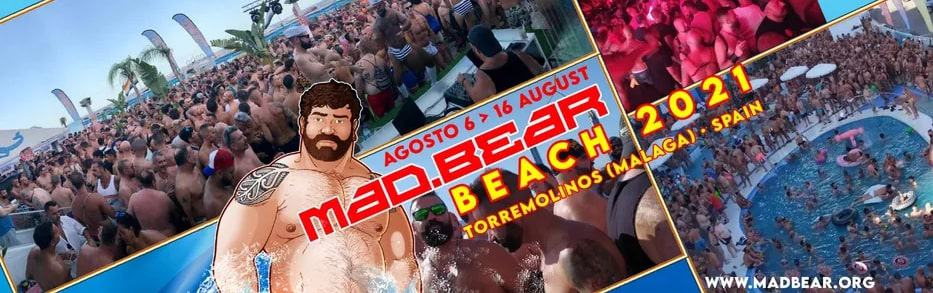 MAD.BEAR Spiaggia 2021