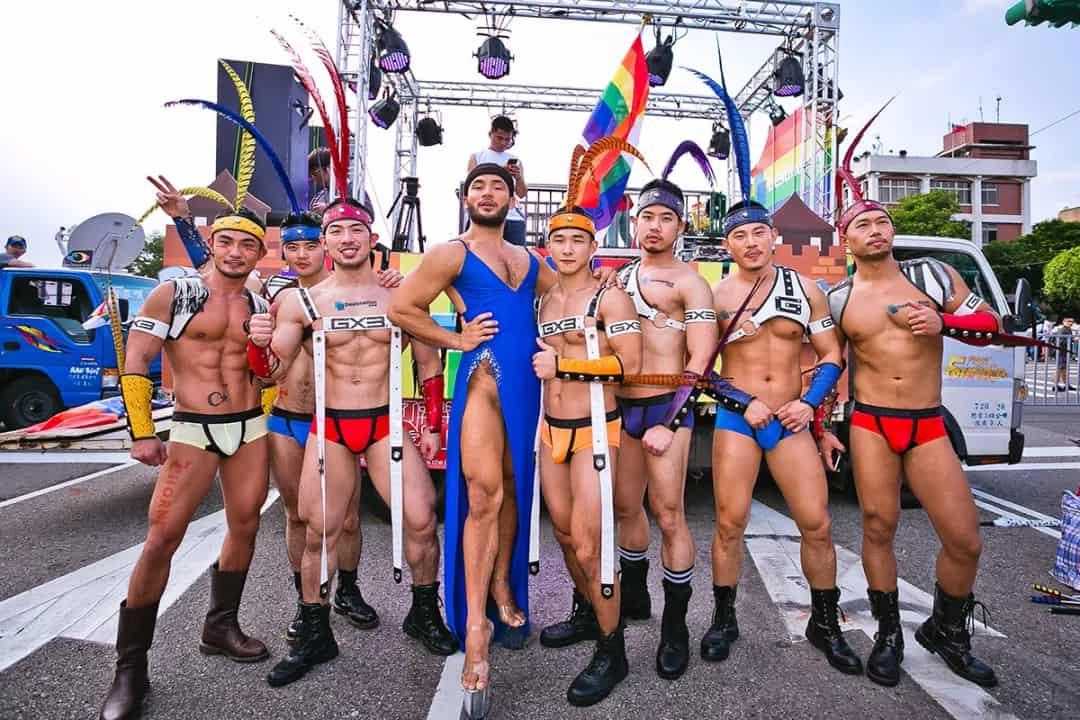 تايوان المثليين الكبرياء 2021
