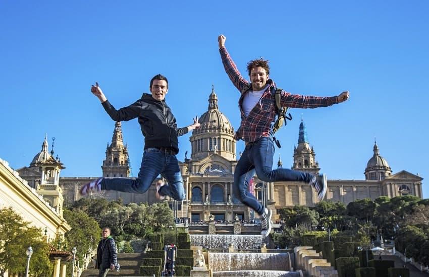 Γκέι πάρτι και εκδηλώσεις στη Βαρκελώνη