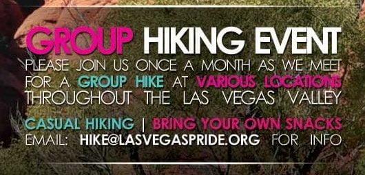 TravelGay recommendation PRIDE OUTside Las Vegas Hike