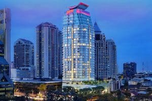 Sathorn Vista – Marriott Executive Apartments