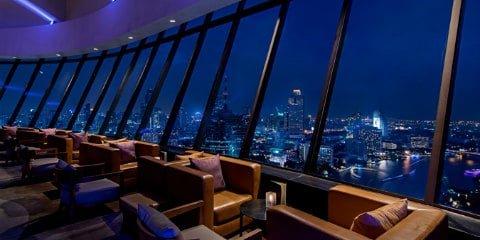 360 Lounge @ Millennium Hilton
