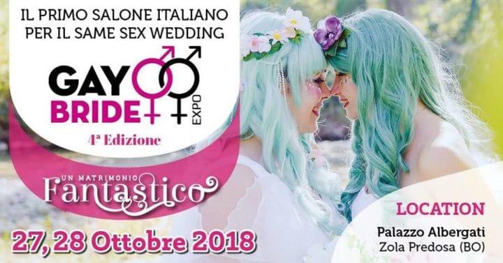 Gay Bride Expo Bologna