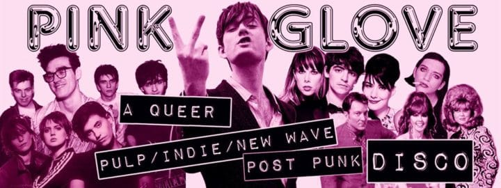 Pink Glove: A Queer Indie Disco
