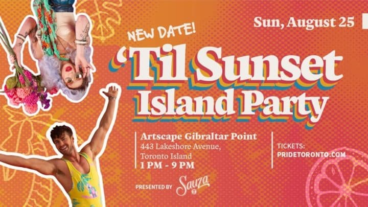 Til Sunset Island Party
