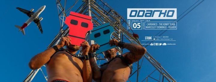 ODARKO Presents: Enjoy This Trip