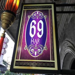 69BAR – CLOSED
