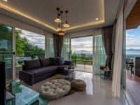 Villa avec piscine panoramique Ao Luek