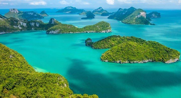 angthong-national-marine-park