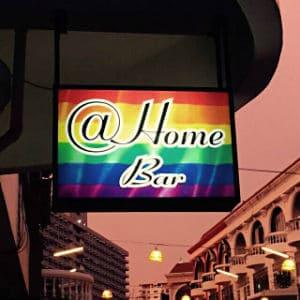 A casa bar