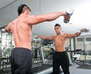 Gay Bangkok · Gyms
