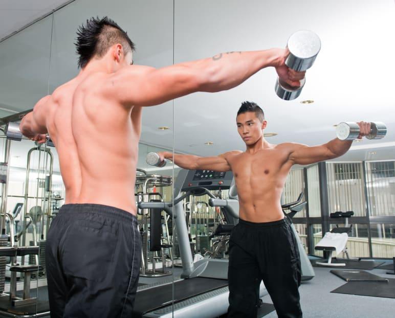 Gay Singapore · Fitnesscentre