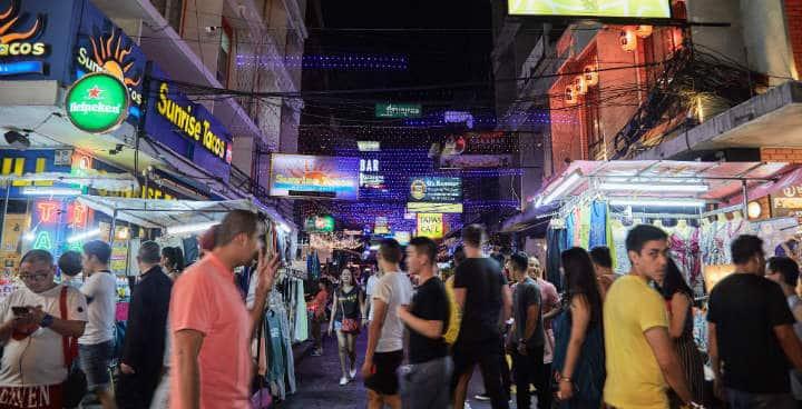 Gay Bangkok · Byguide