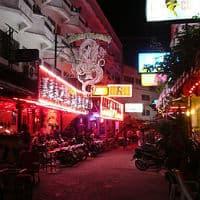 host bar in Sunee Plaza