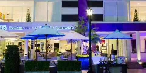 مقهى سوهو @ BYD ذا لوفتس