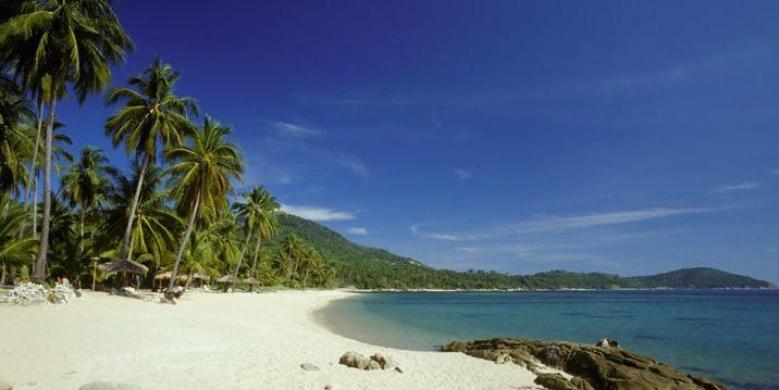 كوه ساموي تايلاند - شاطئ تشوانغ