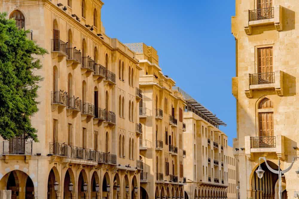 بيروت مثلي الجنس خريطة