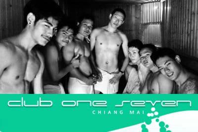 Chiang Mai Gay Saunas