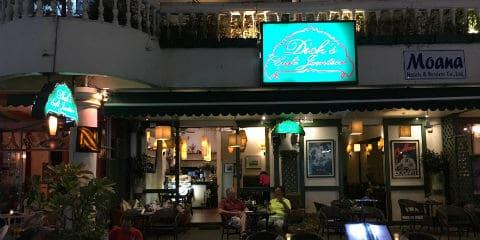 Dick's Café Jomtien