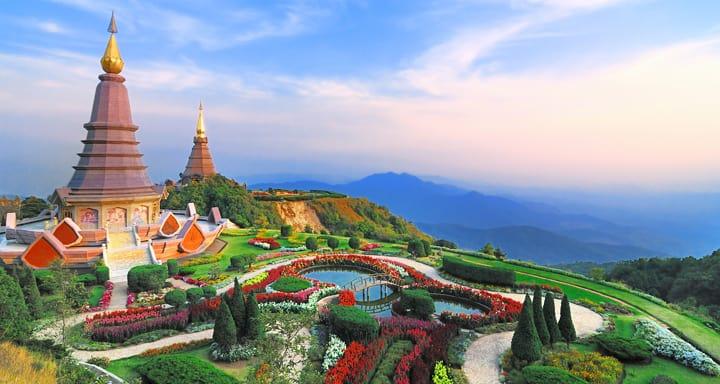 doi-inthanon-nationalpark-tæt-chiang-mai-thailand