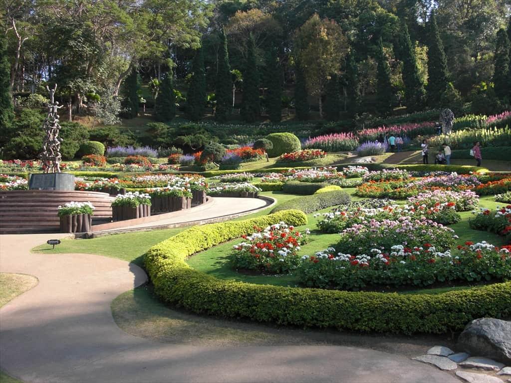 فيلا وحدائق دوي تونج الملكية