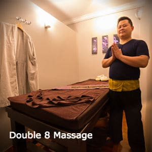 Double 8 Massage