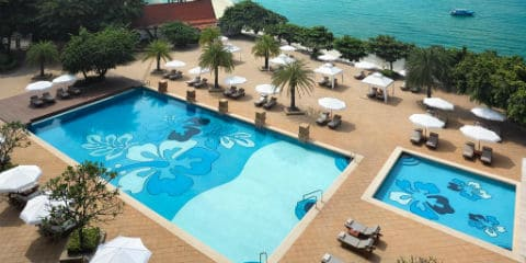 Dusit Thani Hotel Pattaya