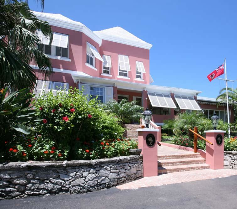 Royal Palms Hotel Bermuda