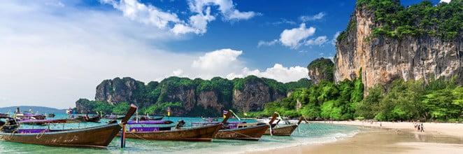 Επισκέπτεστε το Krabi;