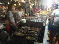 Malin Plaza (street food market)