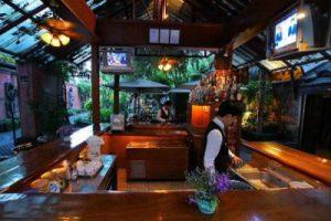 Garden Bar @ Lotus Hotel