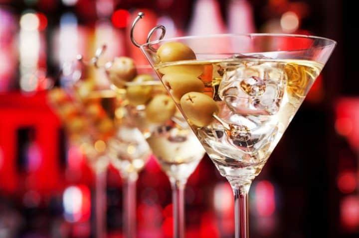 Gin & Olives Garden Bar