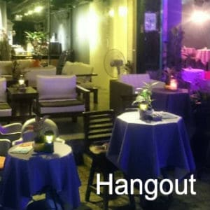 Hangout – CLOSED