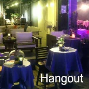 Hangout - مغلق