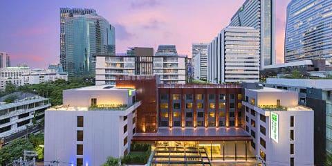 Holiday Inn Express Banguecoque Sathorn