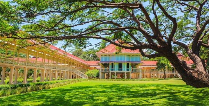 Mrigadayavan,Thai royal summer palace