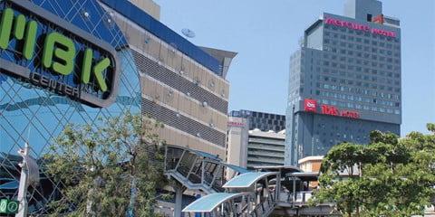 image of Mercure Bangkok Siam Hotel