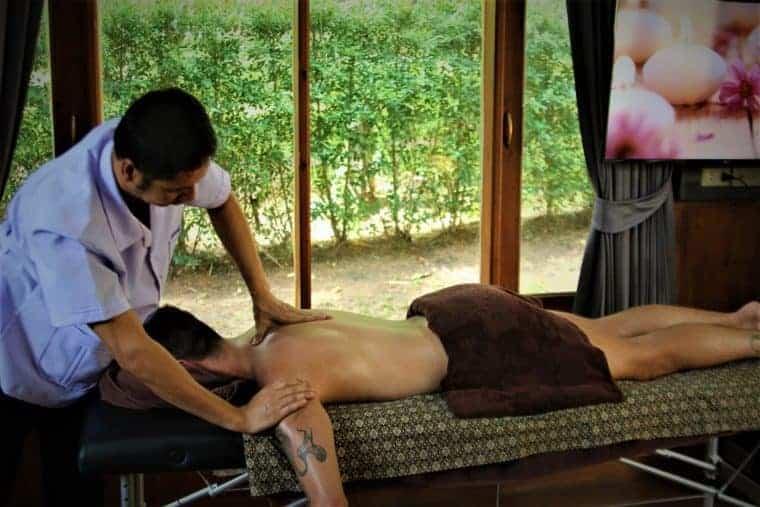 Alpha Gay Resort & Spa Massage
