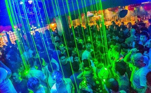 Μπανγκόκ Gay Dance Clubs