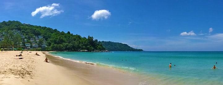 Kata Beach and Kata Noi
