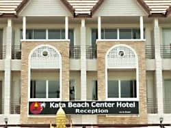 Kata Beach Center Hotel