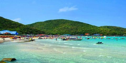 Koh Lan (Coral Island)