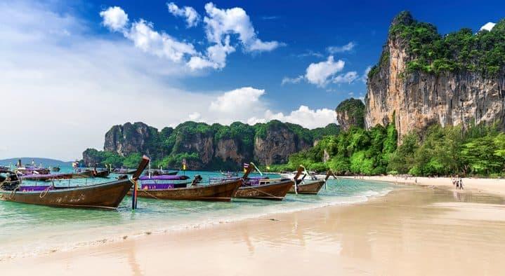 Railay Beach Thailandia