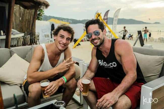 Gay Phuket ·Beach Clubs