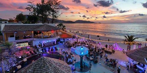 KUDO Beach Club