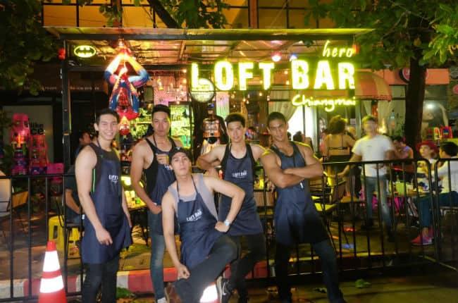 Soirées et événements gays à Chiang Mai