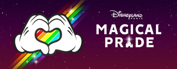 Magical Pride 2020 at DisneyLand