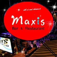 Maxis Bar & Restaurant – CLOSED